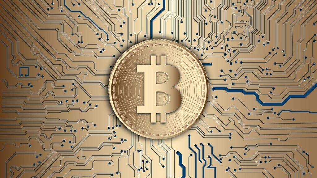 Bitcoin on tunnetuin kryptovaluutta