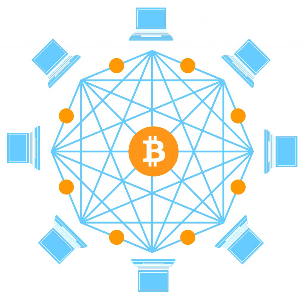 Bitcoin verkko