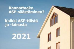 ASP-säästäminen kansikuva