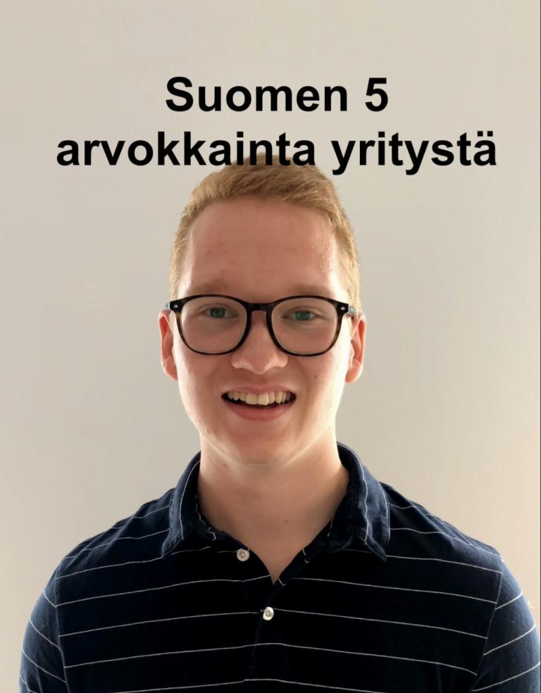 Suomen arvokkaimmat yritykset